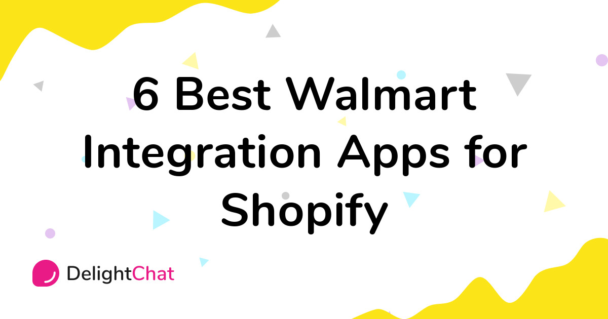 Best Shopify Walmart Integration Apps in 2021