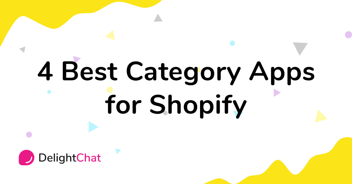 Best Shopify Category Apps in 2021