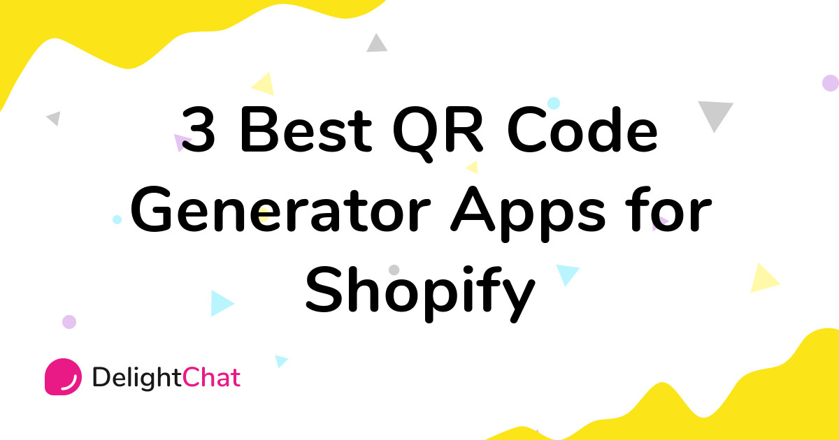Best Shopify QR Code Generator Apps in 2021