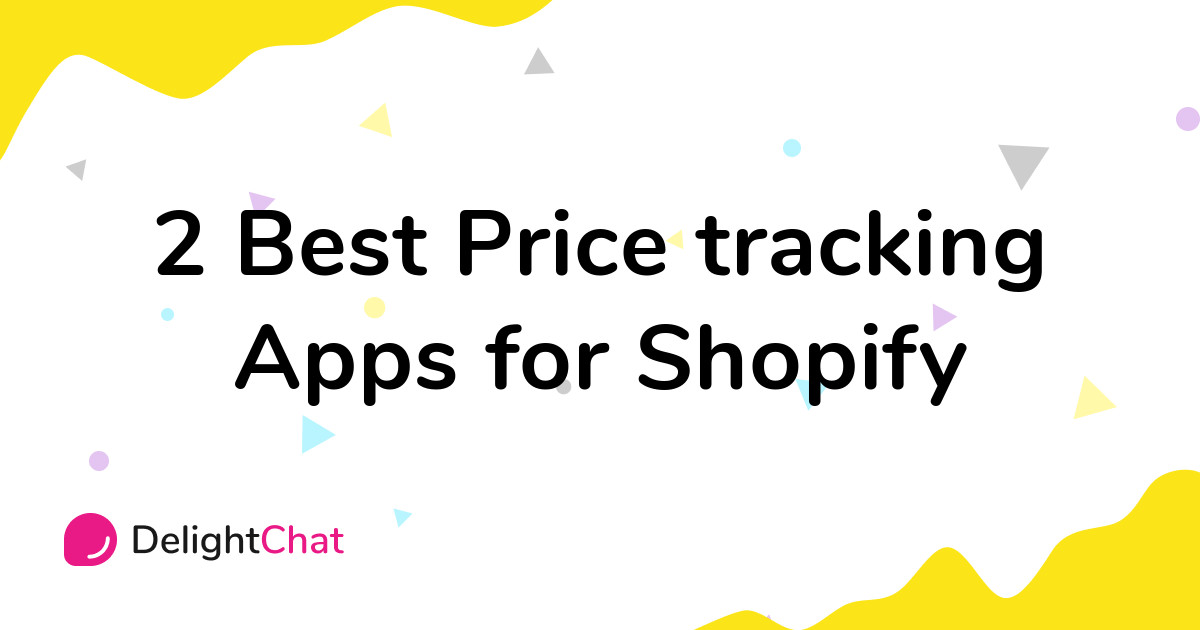 Best Shopify Price tracking Apps in 2021