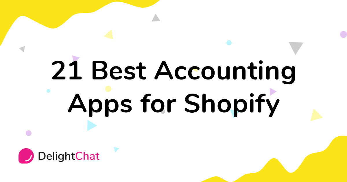 Best Shopify Accounting Apps in 2021
