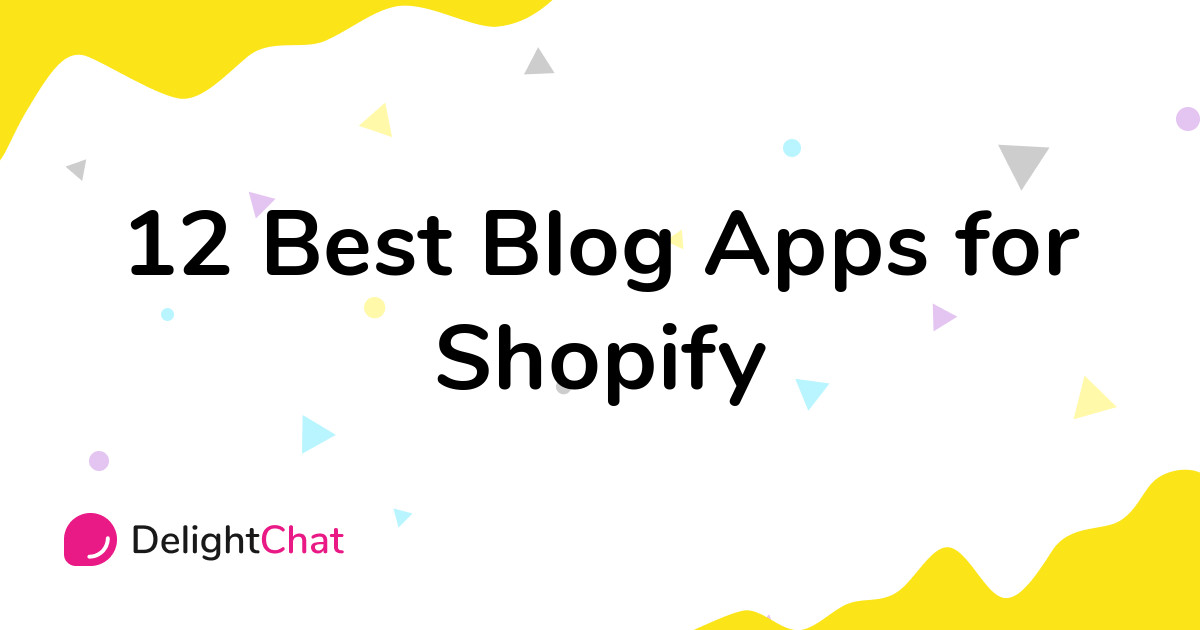 Best Shopify Blog Apps in 2021