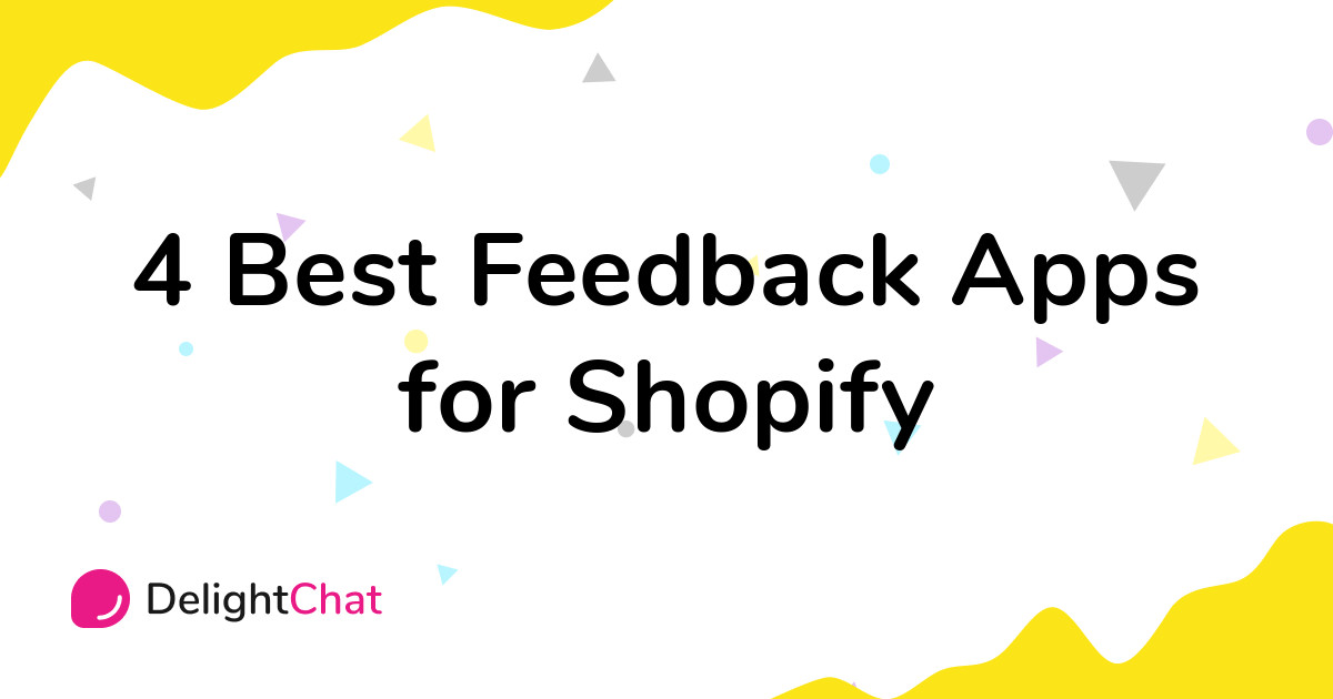 Best Shopify Feedback Apps in 2021