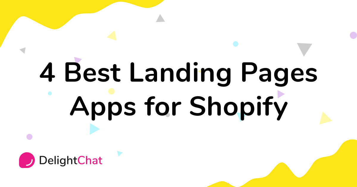 Best Shopify Landing Pages Apps in 2021