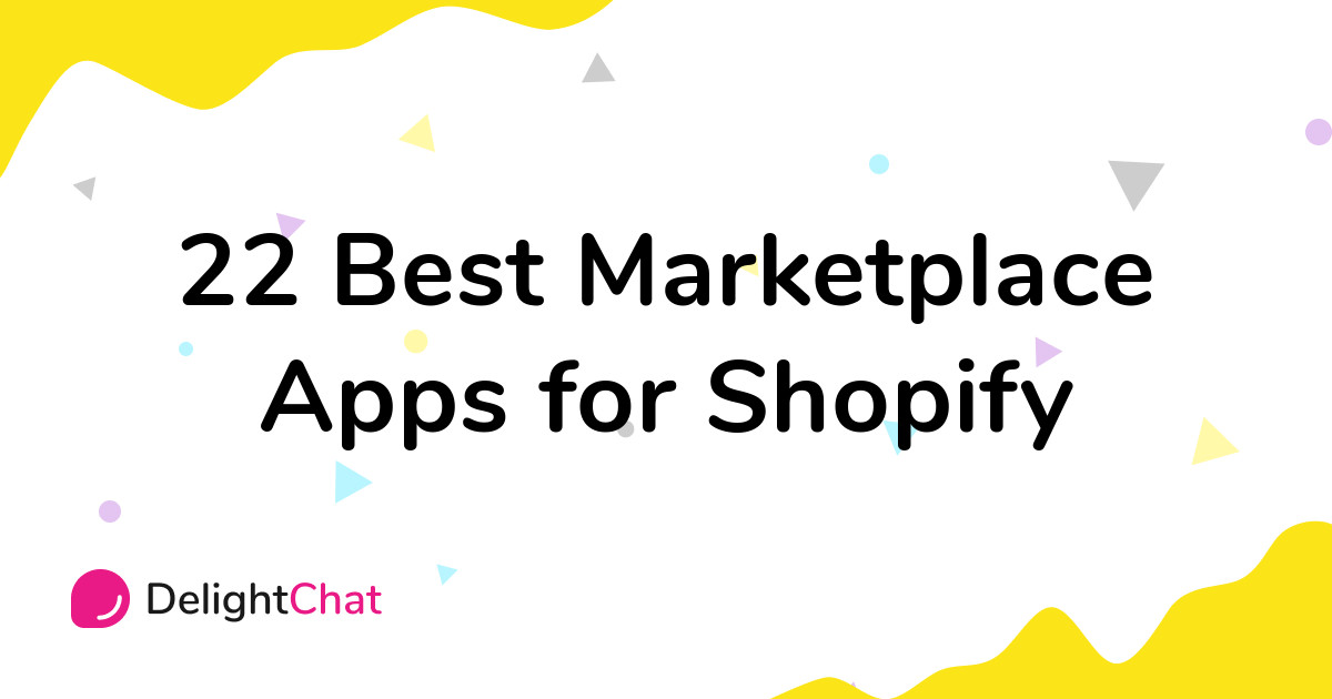 Best Shopify Marketplace Apps in 2021