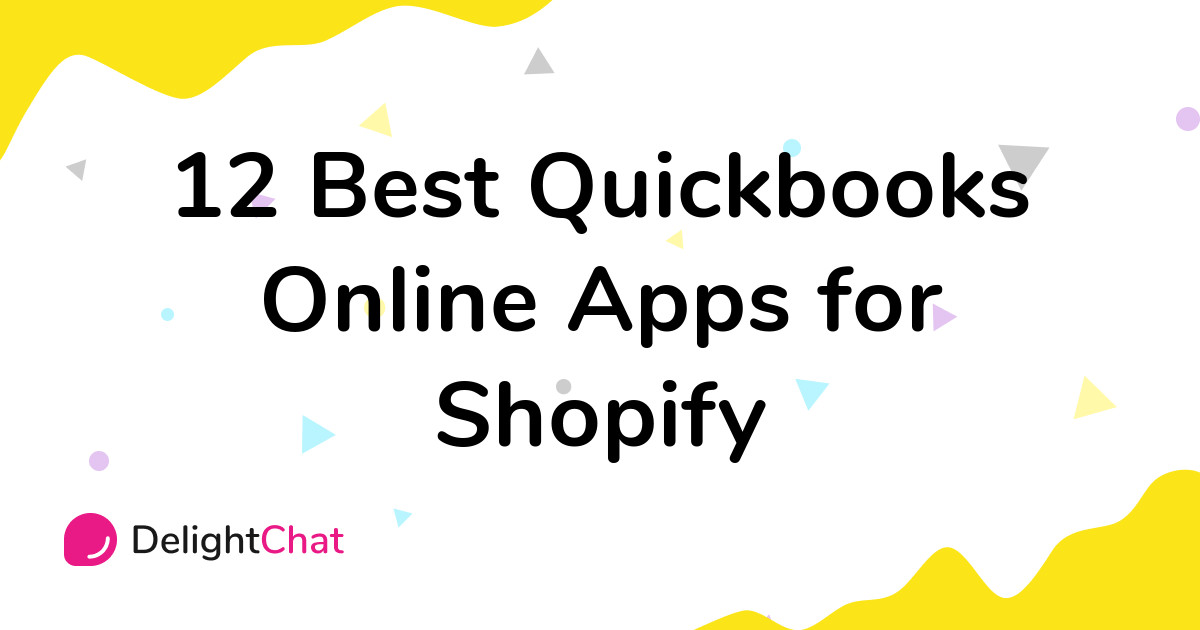 Best Shopify Quickbooks Online Apps in 2021