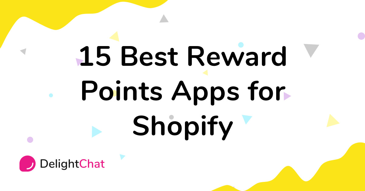 Best Shopify Reward Points Apps in 2021
