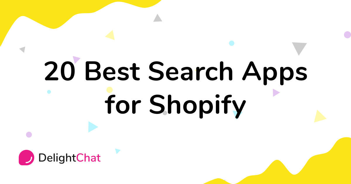 Best Shopify Search Apps in 2021
