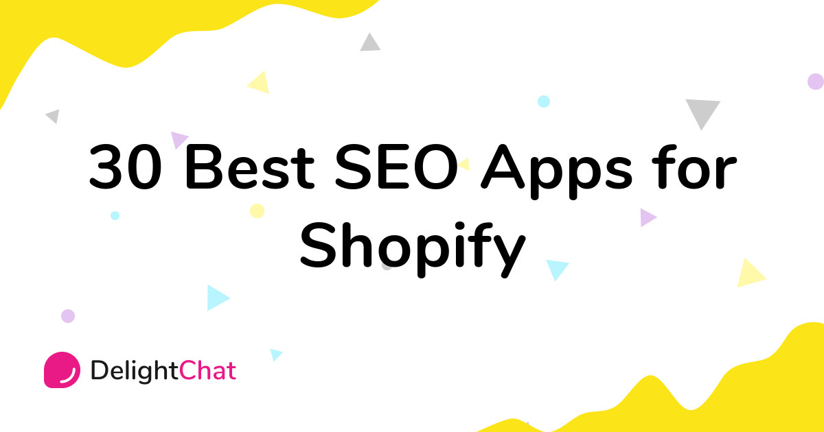 Best Shopify SEO Apps in 2021