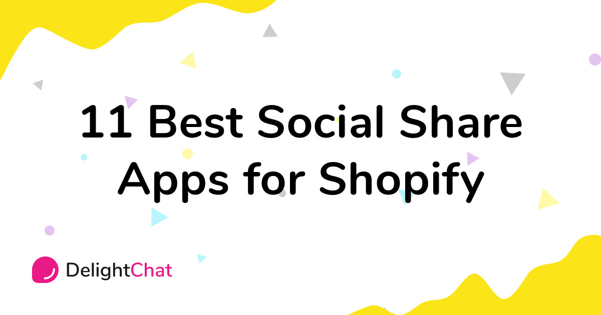Best Shopify Social Share Apps in 2021