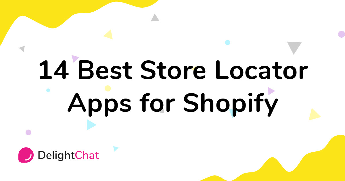 Best Shopify Store Locator Apps in 2021