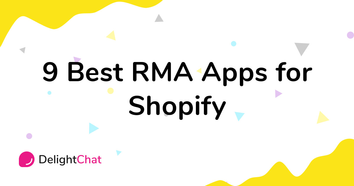 Best Shopify RMA Apps in 2021