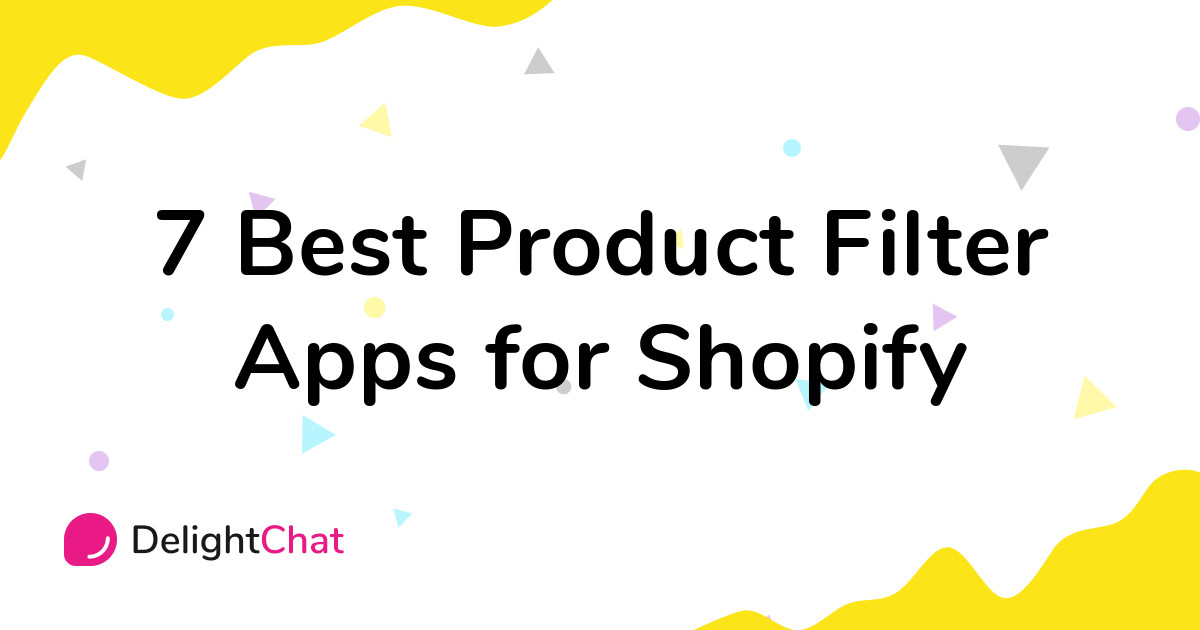 Best Shopify Product Filter Apps in 2021