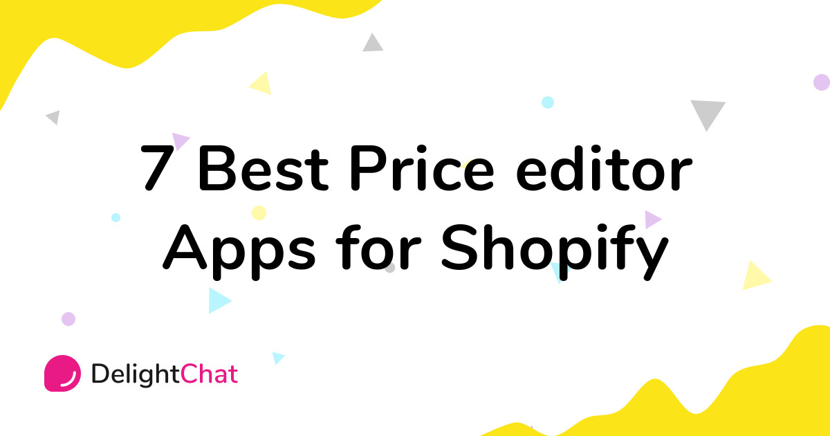 Best Shopify Price editor Apps in 2021