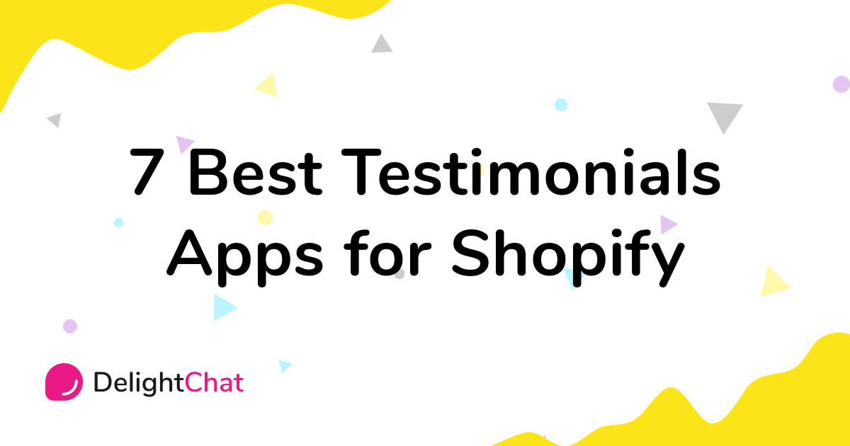 Best Shopify Testimonials Apps in 2021