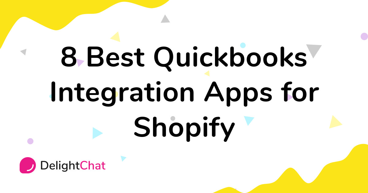 Best Shopify Quickbooks Integration Apps in 2021