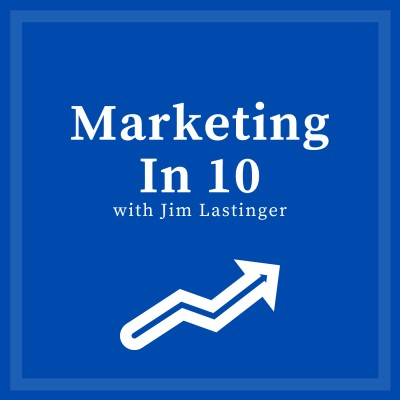 Marketing in 10 Ecommerce Podcast