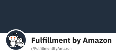 Fulfillment by Amazon Reddit Community