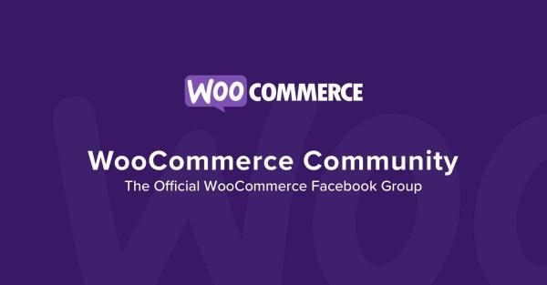 WooCommerce Community Facebook Group