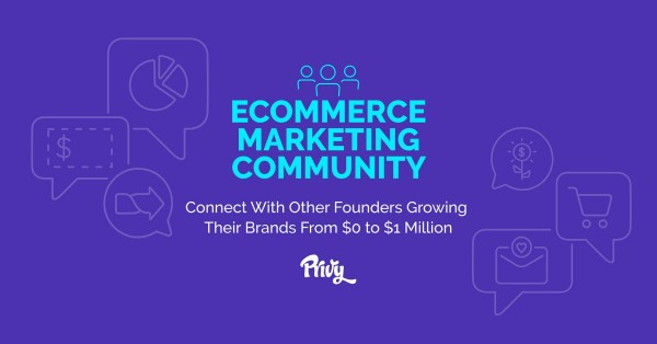 The Ecommerce Marketing Community