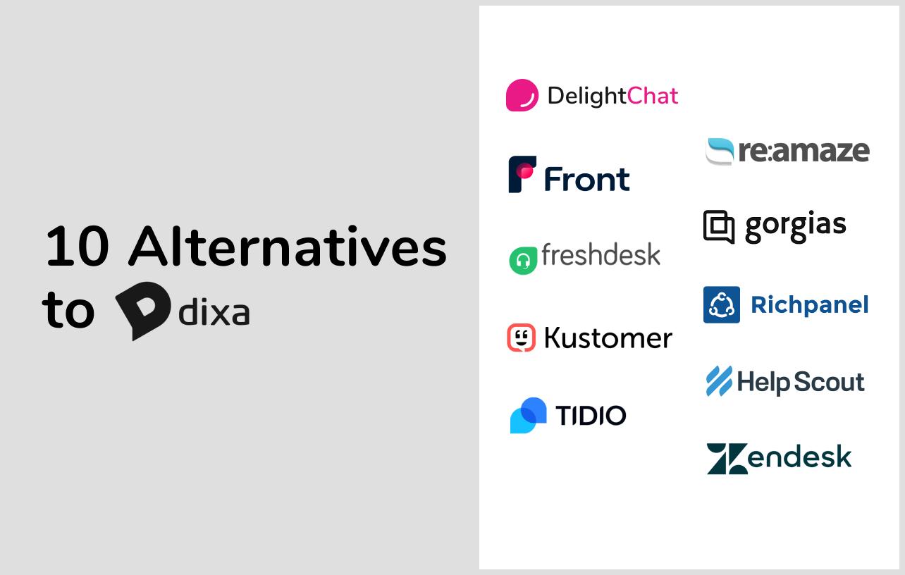 10 Dixa Alternatives to Upgrade Your Store's Customer Service