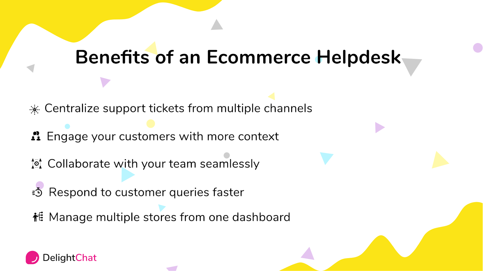Benefits of an Ecommerce Helpdesk