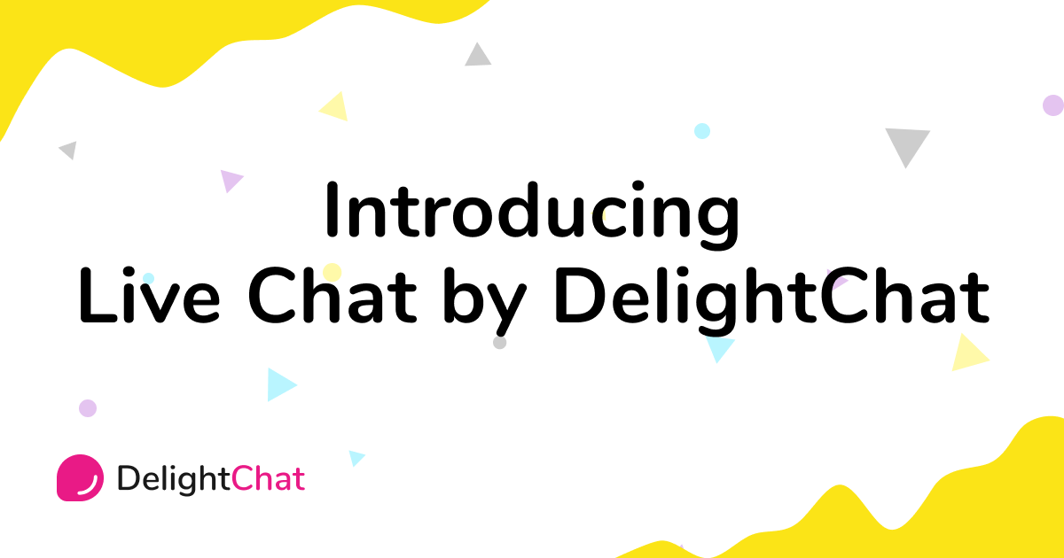 Introducing Live Chat by DelightChat - A Powerful Chat Widget for Ecommerce Stores