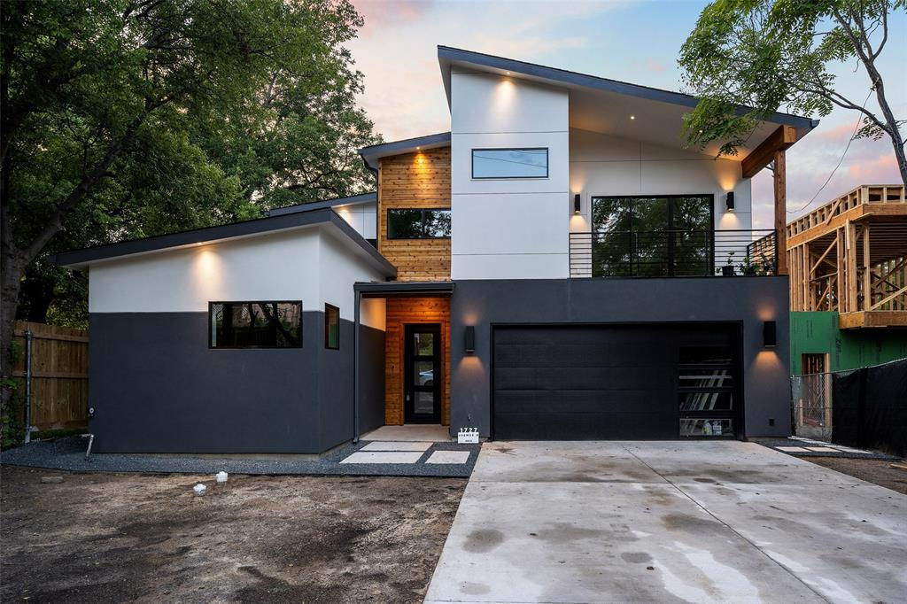 three brand new real estate listings on the market in Dallas this week