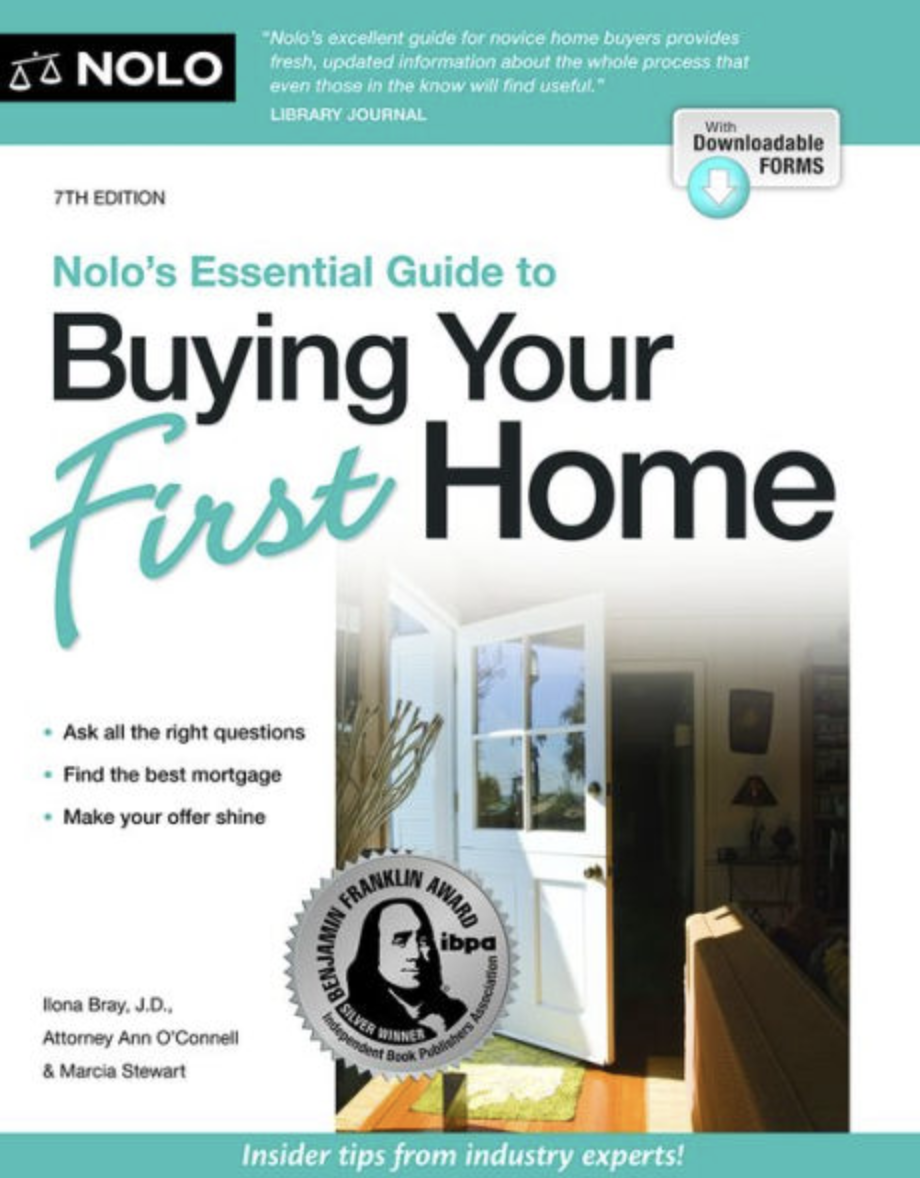 best books for homebuyers