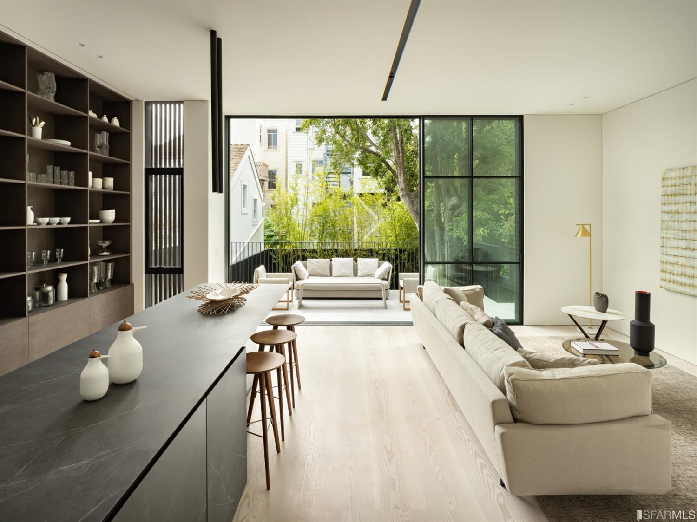 363 Jersey Street, San Francisco living room