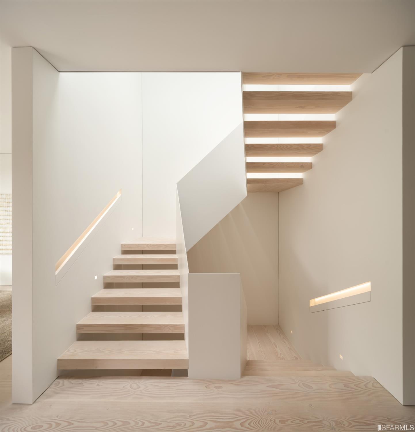 363 Jersey Street, San Francisco stairway