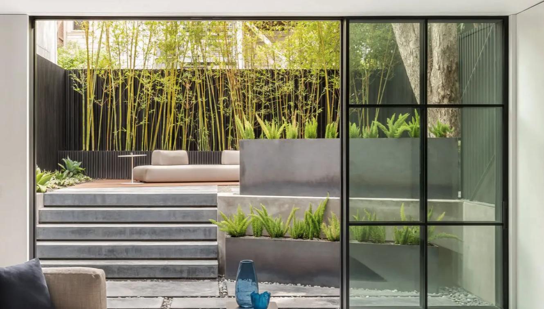 363 Jersey Street, San Francisco garden patio terrace