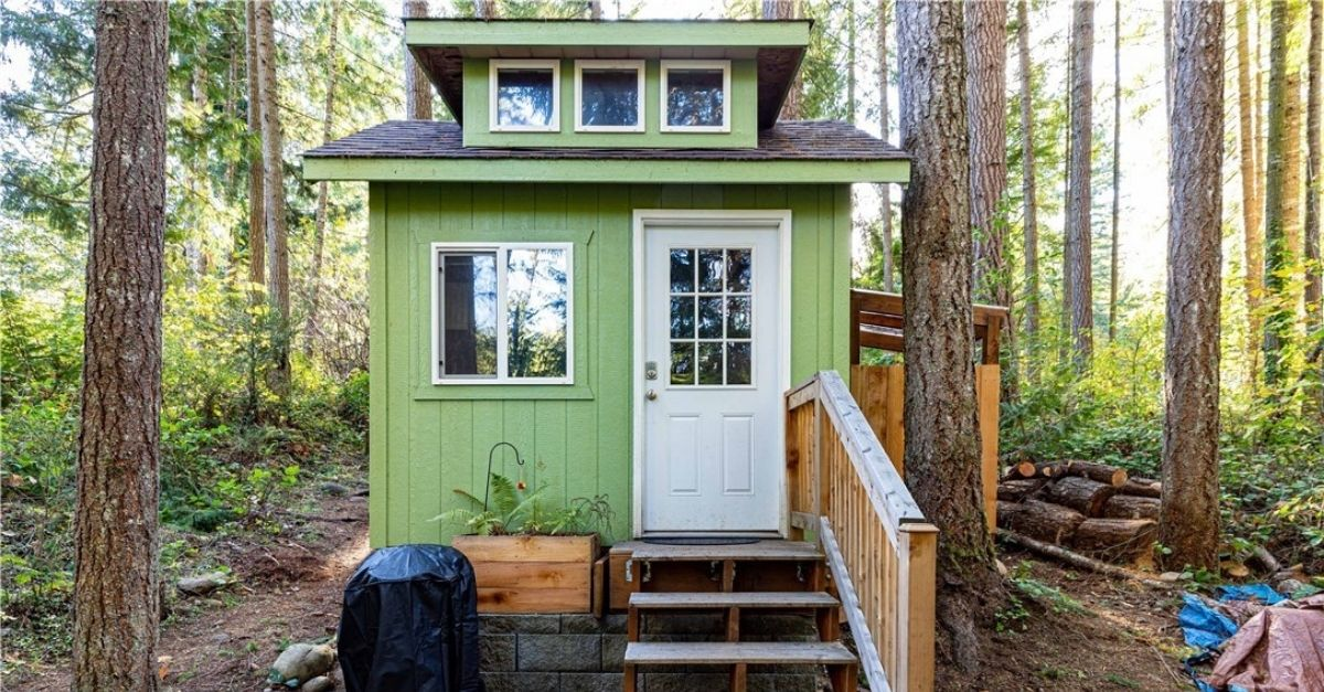 dream tiny house for sale in Yelm, Washington