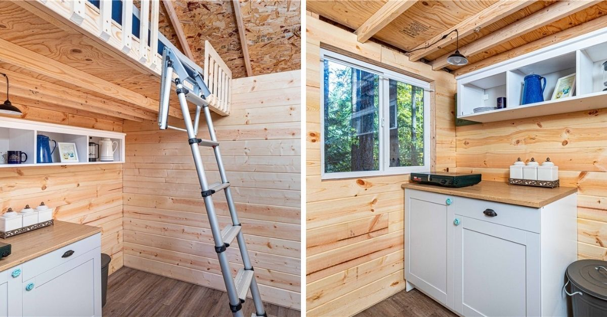 tiny house for sale near seattle