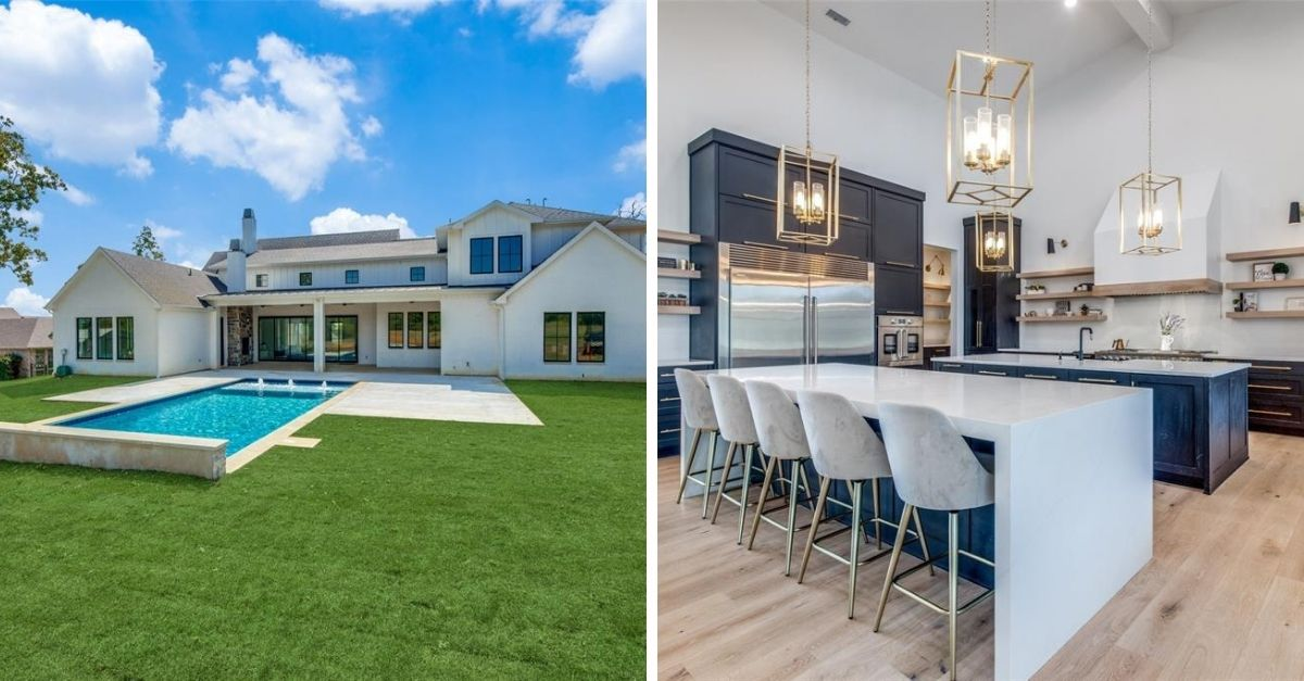 Farmhouse Style Homes for Sale in Austin and Dallas