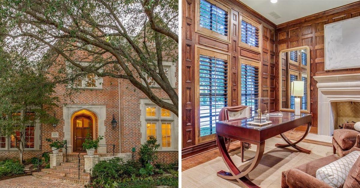 million dollar home in Dallas