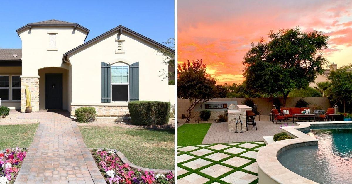million dollar home in Phoenix
