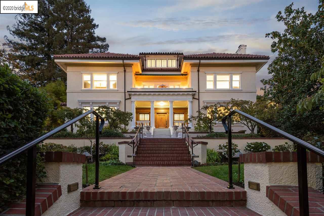 Ghirardelli Mansion exterior