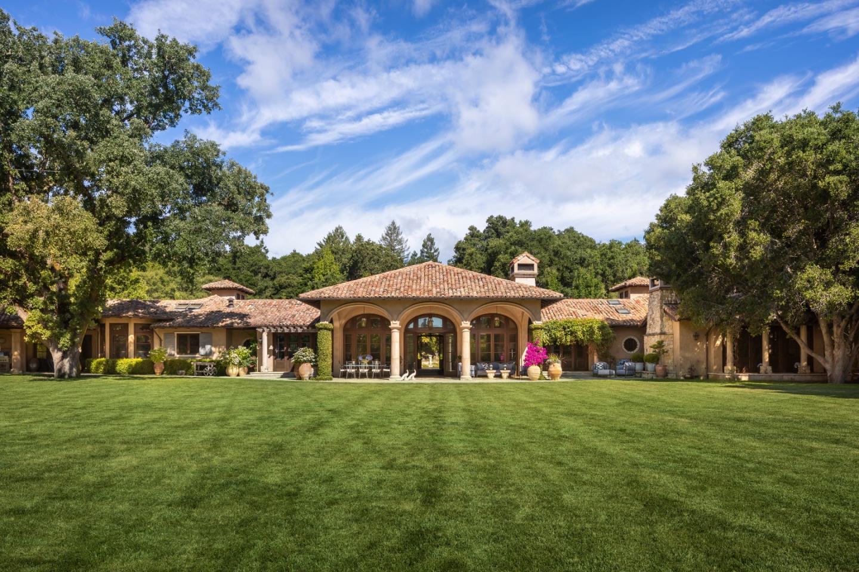 $50 Million California Home frog creek