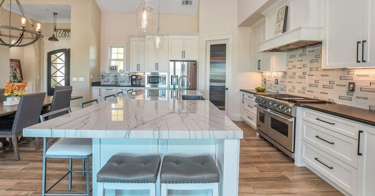 1751 Orchard Lane in Brentwood, California kitchen