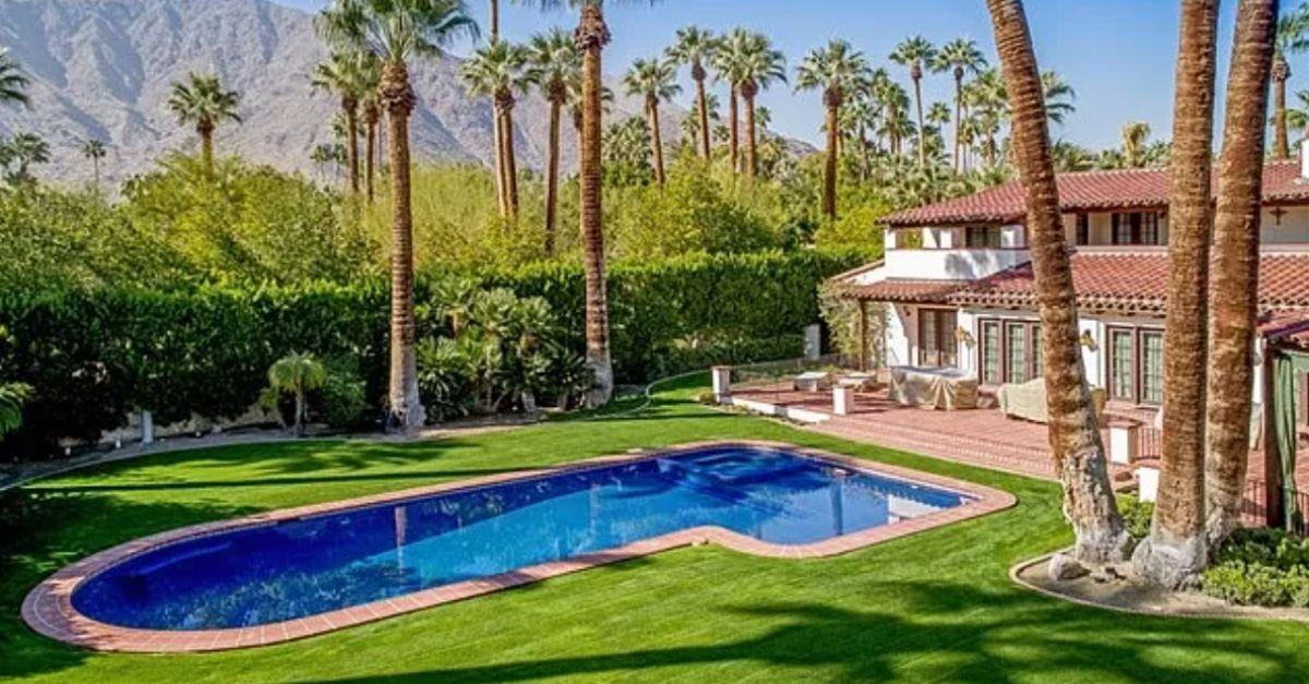 735 N Prescott Drive, Palm Springs, CA 92262 pool
