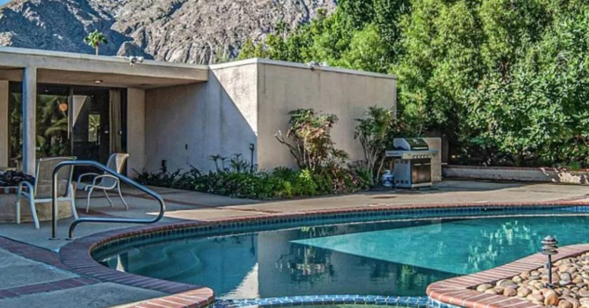 750 Camino Norte, Palm Springs, CA 92262 exterior