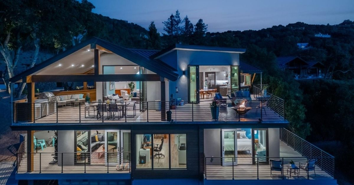 Mid-century modern home for sale bay area
