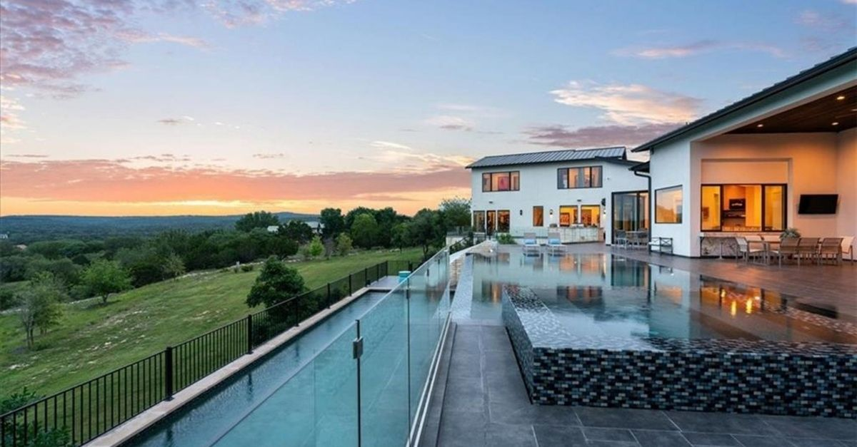 Impressive house at 11805 Overlook Pass, Austin, TX