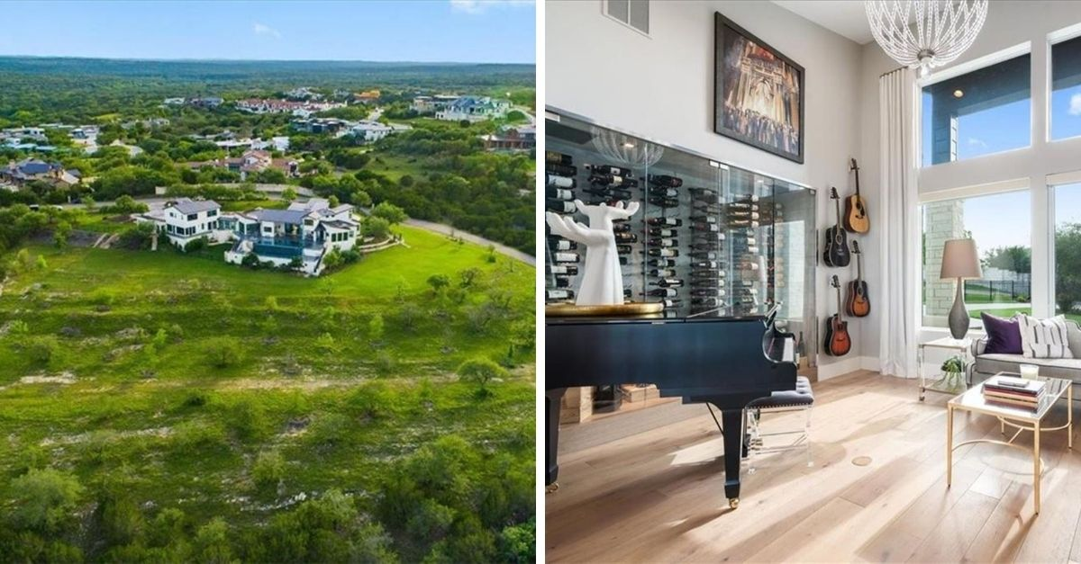 Impressive house on large lot at 11805 Overlook Pass, Austin, TX 78738