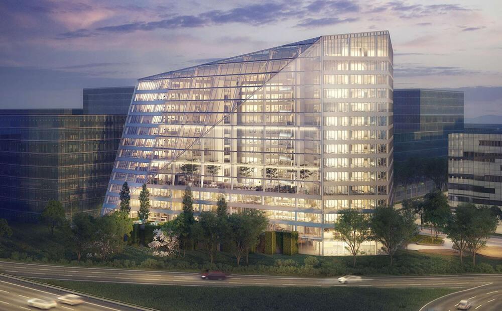 Deloitte's office building