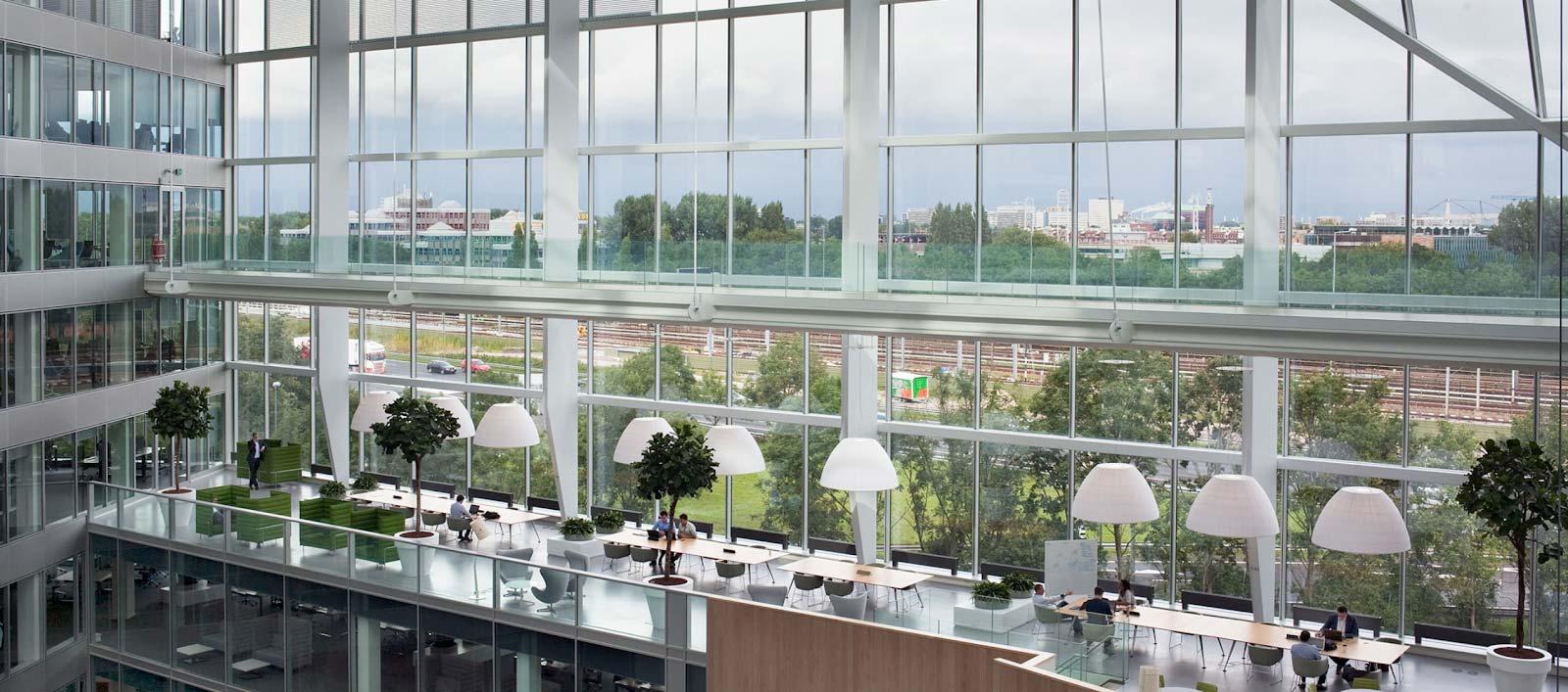 Deloitte office view