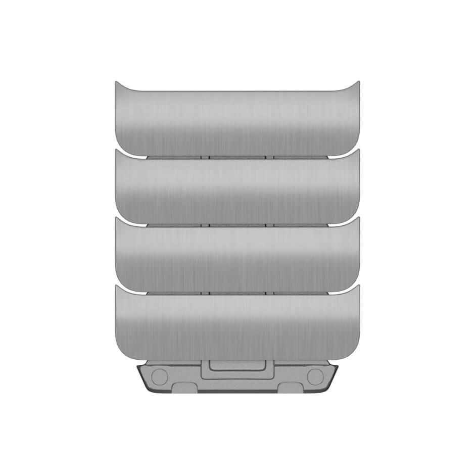 Ersatzglieder Silber, 40mm