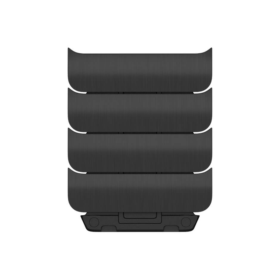 Ersatzglieder Grau, 40mm