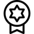 unique challenges badge icon